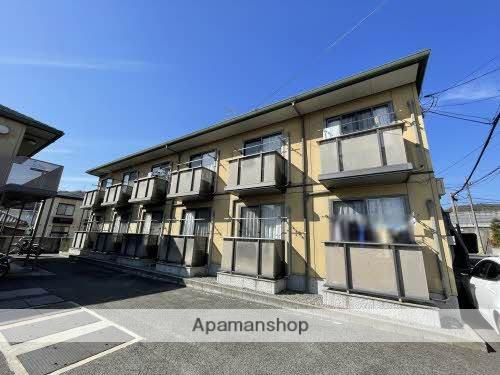 広島県尾道市、新尾道駅徒歩21分の築13年 2階建の賃貸アパート