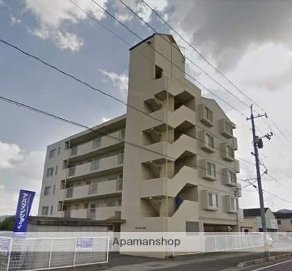 広島県福山市、湯野駅徒歩11分の築22年 5階建の賃貸マンション