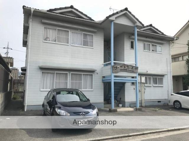 広島県福山市、万能倉駅徒歩14分の築23年 2階建の賃貸アパート