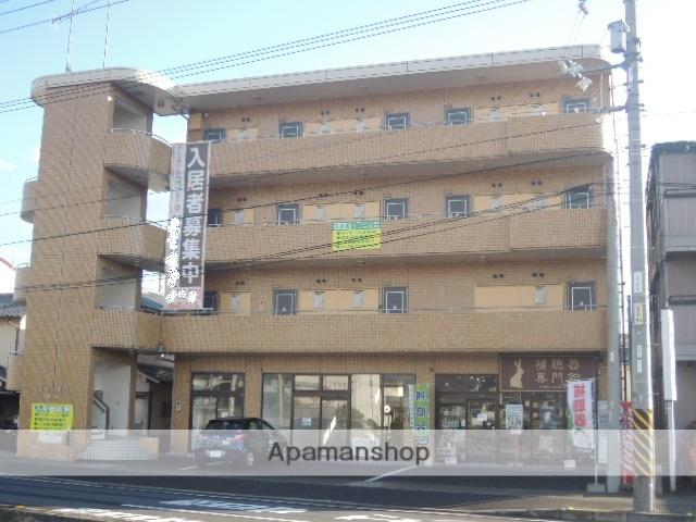 広島県福山市、道上駅徒歩16分の築23年 4階建の賃貸マンション