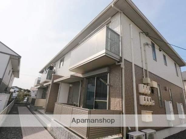 広島県福山市、駅家駅徒歩14分の築4年 2階建の賃貸アパート