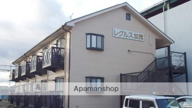 広島県福山市、道上駅徒歩25分の築19年 2階建の賃貸アパート