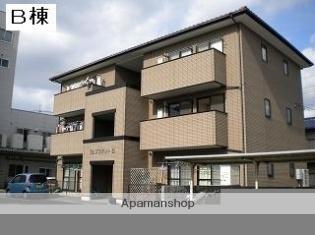 広島県福山市、御領駅徒歩17分の築15年 3階建の賃貸アパート