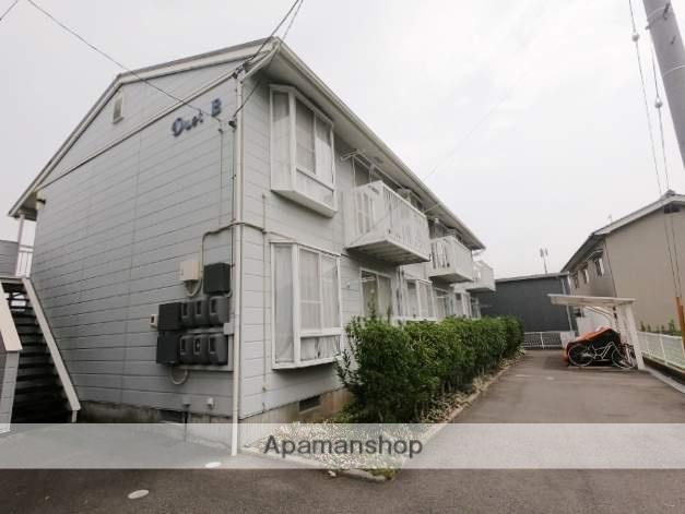 広島県福山市、万能倉駅徒歩32分の築23年 2階建の賃貸アパート