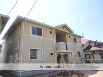広島県福山市、福山駅徒歩58分の築6年 2階建の賃貸アパート