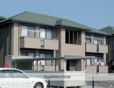 広島県福山市、新市駅徒歩19分の築16年 2階建の賃貸アパート