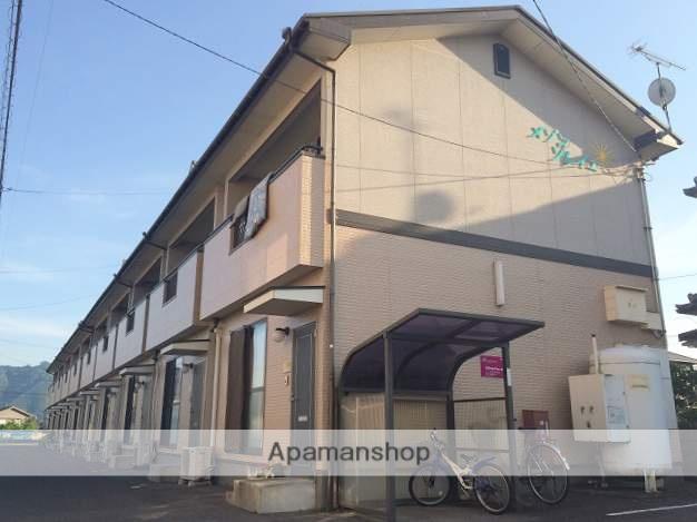 広島県福山市、万能倉駅徒歩16分の築15年 2階建の賃貸テラスハウス