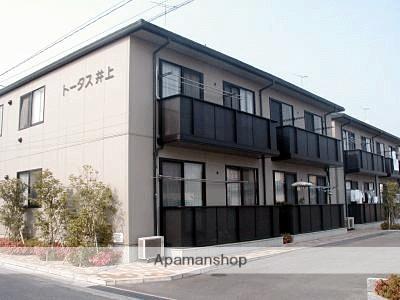 広島県福山市、駅家駅徒歩20分の築18年 2階建の賃貸アパート
