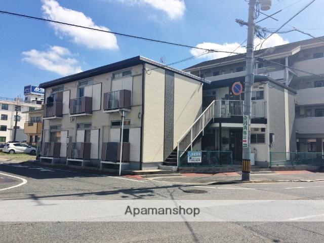 広島県福山市、大門駅徒歩15分の築32年 2階建の賃貸アパート