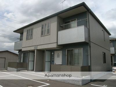 広島県福山市、道上駅徒歩15分の築11年 2階建の賃貸アパート