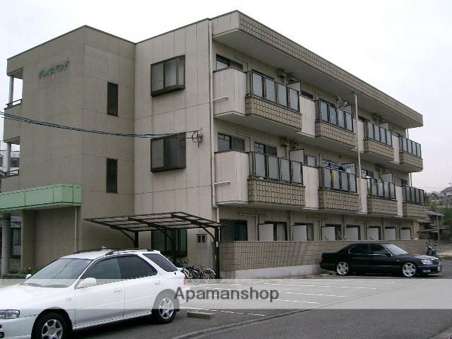 広島県福山市、大門駅徒歩25分の築19年 3階建の賃貸マンション