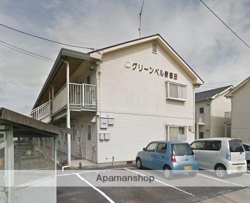 広島県福山市、神辺駅徒歩20分の築25年 2階建の賃貸アパート