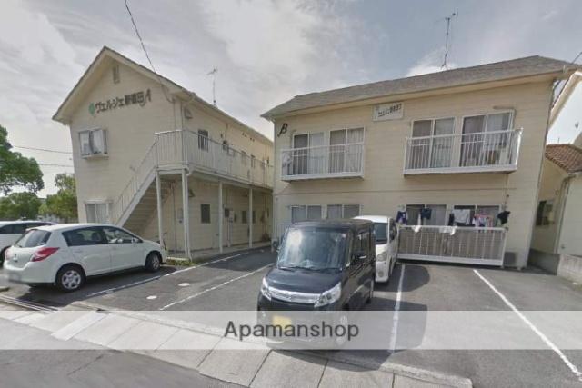 広島県福山市、湯田村駅徒歩14分の築23年 2階建の賃貸アパート