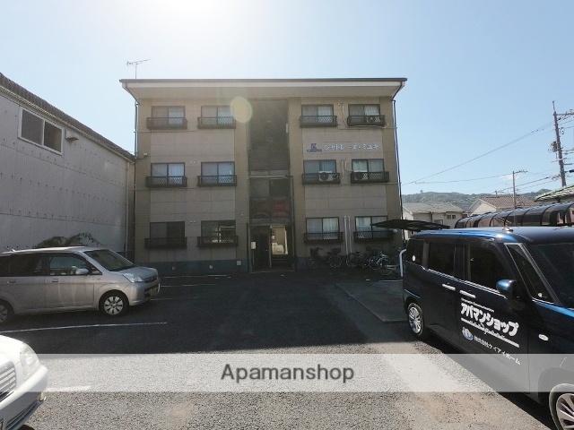 広島県福山市、万能倉駅徒歩26分の築14年 3階建の賃貸マンション