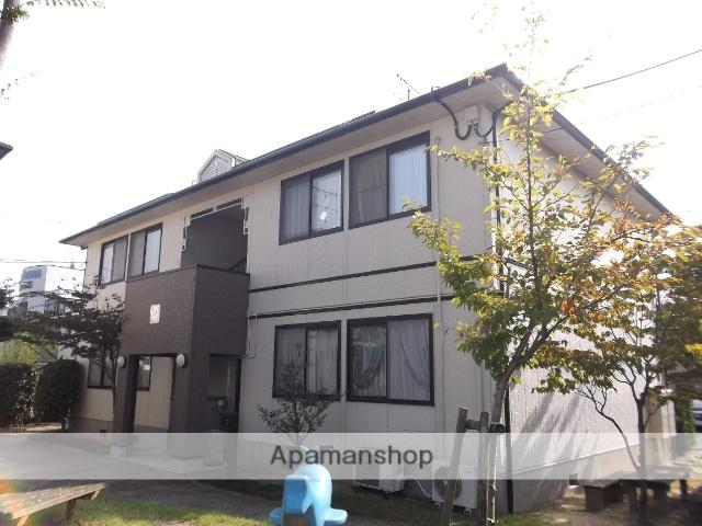 広島県福山市、御領駅徒歩20分の築22年 2階建の賃貸アパート