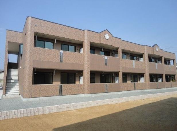 広島県福山市、駅家駅徒歩16分の築4年 2階建の賃貸マンション