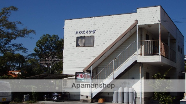 広島県福山市、湯田村駅徒歩18分の築21年 2階建の賃貸アパート