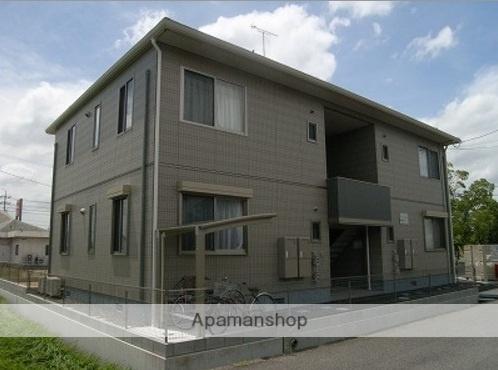 広島県福山市、湯田村駅徒歩11分の築9年 2階建の賃貸アパート