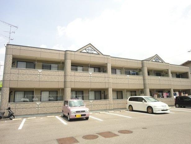 広島県福山市、横尾駅徒歩23分の築9年 2階建の賃貸アパート