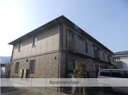 広島県府中市、鵜飼駅徒歩18分の築12年 2階建の賃貸アパート