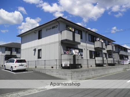 広島県福山市、新尾道駅徒歩98分の築18年 2階建の賃貸アパート
