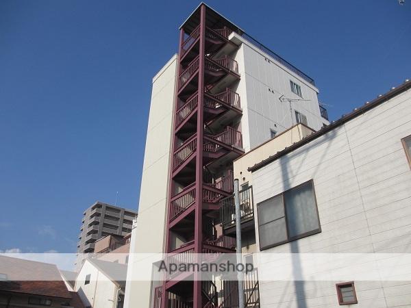 広島県福山市、福山駅徒歩8分の築27年 7階建の賃貸マンション