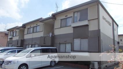 広島県福山市、東福山駅徒歩17分の築33年 2階建の賃貸アパート