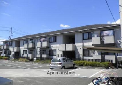 広島県福山市、松永駅徒歩30分の築19年 2階建の賃貸アパート