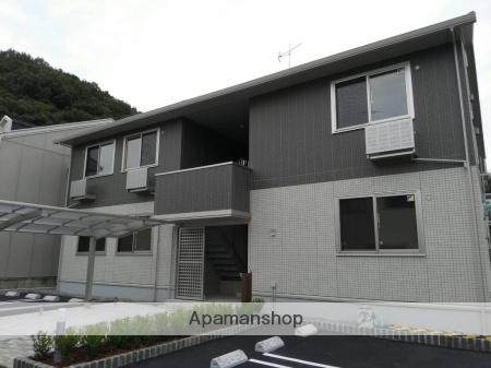 広島県福山市、神辺駅徒歩3分の新築 2階建の賃貸アパート