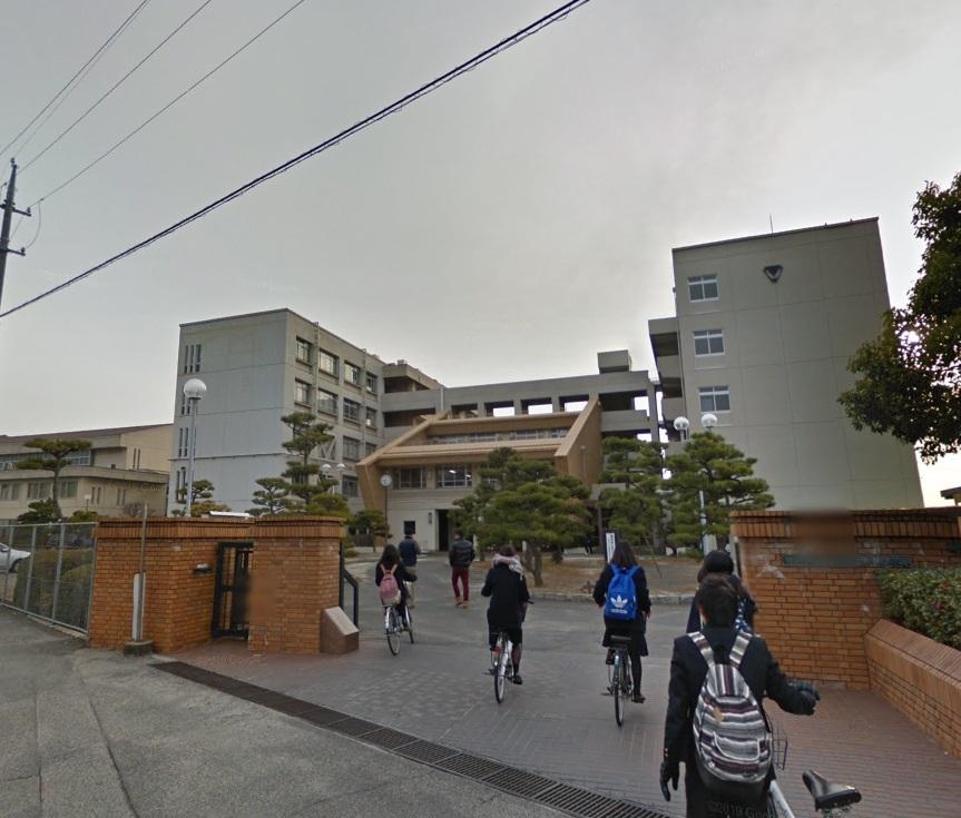 広島県立福山葦陽高等学校 5749m