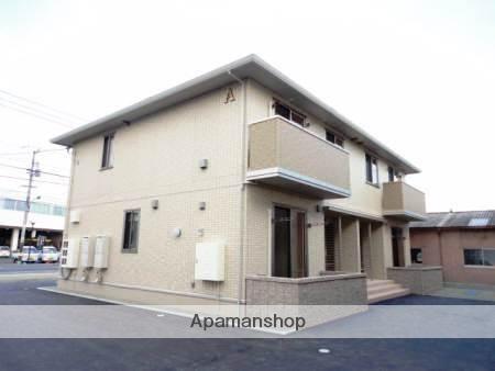 広島県福山市、戸手駅徒歩16分の築5年 2階建の賃貸アパート