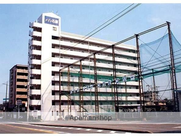広島県福山市、大門駅徒歩45分の築22年 10階建の賃貸マンション