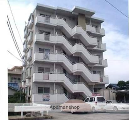 広島県福山市、福山駅徒歩20分の築22年 5階建の賃貸マンション