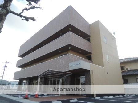 広島県福山市、大門駅徒歩85分の築2年 3階建の賃貸マンション