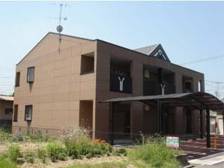 広島県福山市、笠岡駅徒歩91分の築9年 2階建の賃貸アパート