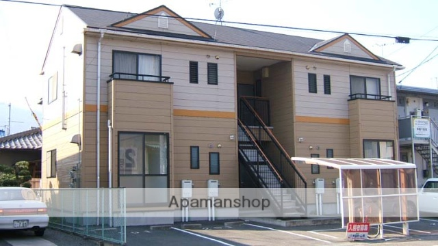 広島県福山市、福山駅徒歩20分の築15年 2階建の賃貸アパート