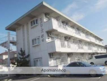 広島県福山市、福山駅徒歩20分の築22年 3階建の賃貸マンション