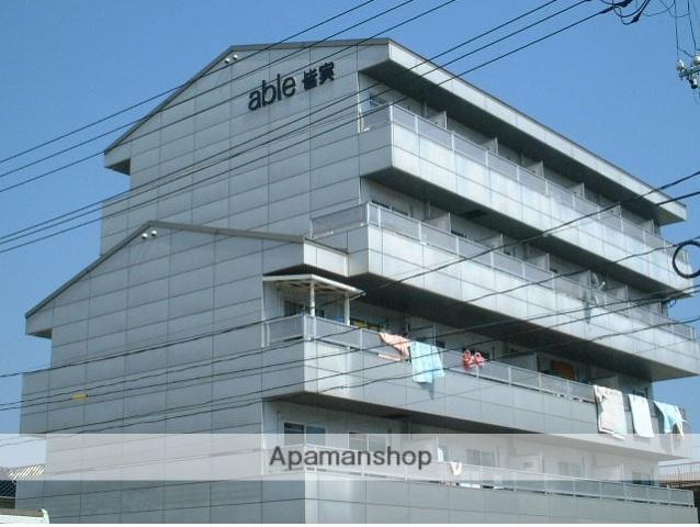 広島県三原市、糸崎駅徒歩53分の築26年 5階建の賃貸マンション