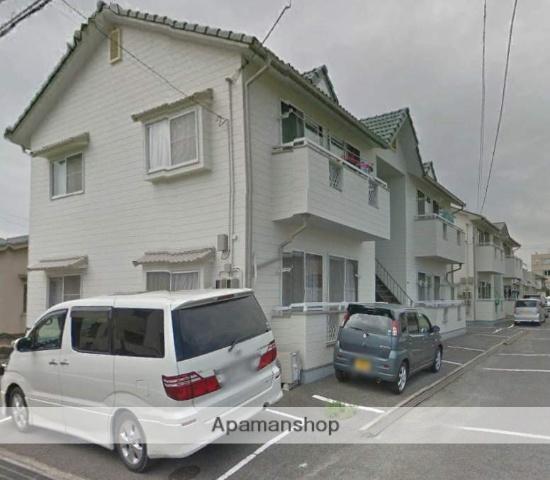 広島県福山市、東福山駅徒歩35分の築25年 2階建の賃貸アパート
