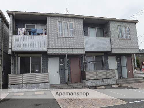 広島県福山市、大門駅徒歩24分の築11年 2階建の賃貸アパート