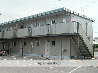 広島県福山市、福山駅徒歩35分の築30年 2階建の賃貸アパート