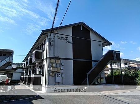 広島県尾道市、新尾道駅徒歩19分の築13年 2階建の賃貸アパート