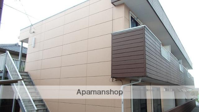 広島県福山市、近田駅徒歩4分の築20年 2階建の賃貸アパート