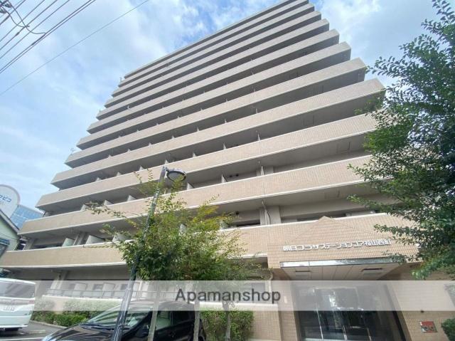 広島県福山市、東福山駅徒歩60分の築25年 12階建の賃貸マンション