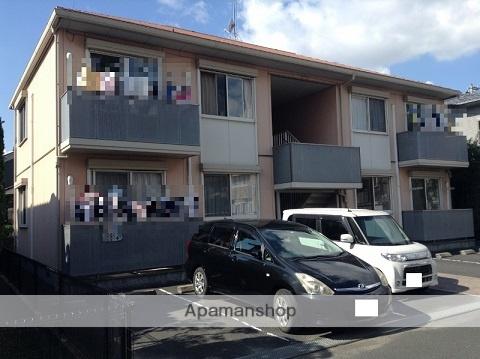 広島県福山市、神辺駅徒歩16分の築13年 2階建の賃貸アパート