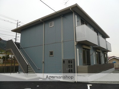 広島県尾道市、新尾道駅徒歩29分の築8年 2階建の賃貸アパート