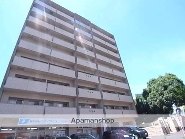 広島県福山市、福山駅徒歩10分の築8年 9階建の賃貸マンション
