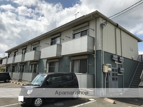 広島県福山市、道上駅徒歩13分の築10年 2階建の賃貸アパート