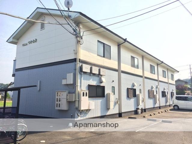 広島県福山市、万能倉駅徒歩27分の築16年 2階建の賃貸アパート