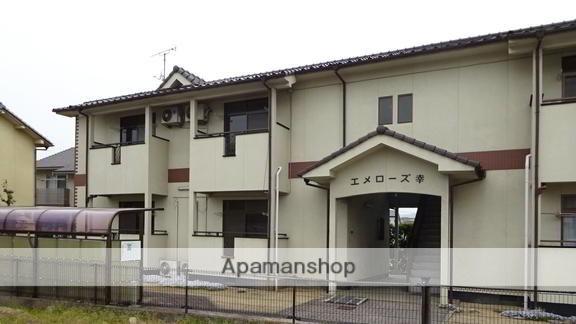広島県福山市、横尾駅徒歩40分の築21年 2階建の賃貸アパート